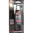 Silikonový tmel - černý 85g