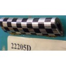 Samolepící ochranná lišta - lemy šachivnice 1m